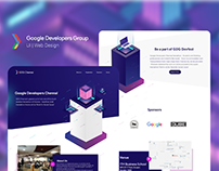 GDG | UI - Web Design