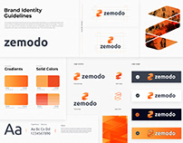 Zemodo - Brand Identity