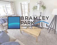 Bramley Park: Logo re-design for Bramley Park