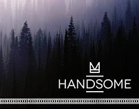 Branding - Handsome