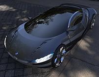 1000 Miglia BMW M19 exterior