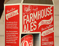 Niagara Oast House Brewers Brand and Ales