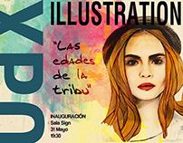 Illustration Project Exhibition
