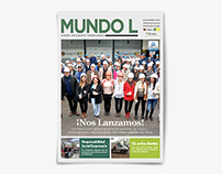 Mundo L - Revista interna Grupo L (Nov. 2015)