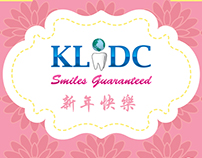 KLIDC Money Packet Design 2017