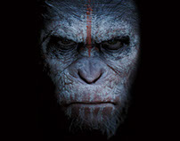 Dawn of the Planet of the Apes (Title Sequence)