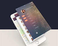 iOS Mail Concept