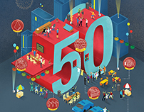 SG50: A Year of Celebrations