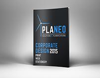 PLANEO - Corporate identity