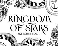 Kingdom of Stars Sketches vol. 1