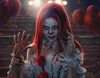 Horror: Pennywise. Jason. Freddy. Samara.