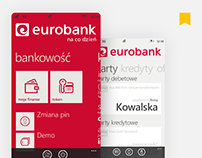 eurobank - windows app