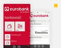 eurobank - windows app