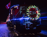 2017 CP Holiday train