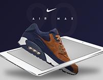 Nike Air Max - In-Store App