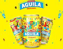 AGUILA - Carnaval de Barranquilla
