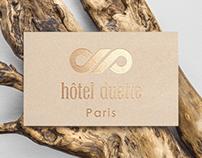 Branding for Hotel Duette