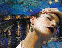 Regina Castillo Jewels 2020: Van Gogh