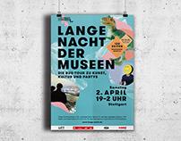 Lange Nacht der Museen Stuttgart | Event Design