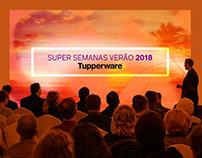 Identidade Visual Tupperware_Super Semanas Verão 2