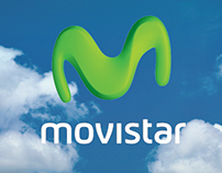 Movistar Storyboard - Huawei 2016