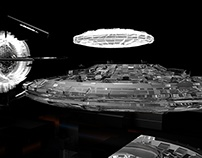 3D Spaceships