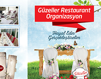 Güzeller Kafe & Restaurant Brochure