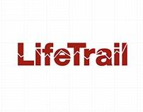 LifeTrail Logo Redesign