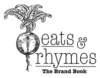 Brand Book (work in progress): Eats and Rhymes