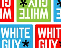 """""""White Guy Talk Show"""" Idenity"""
