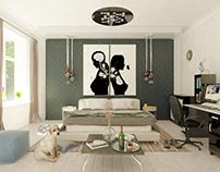 Perception Concept Bed Room Design