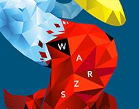 Warszawa poster