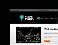 Hydrant Media Website