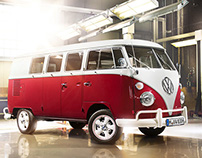 Volkswagen Nutzfahrzeuge - Heritage