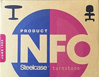 1994-2003 Steelcase Office Furniture Catalogs
