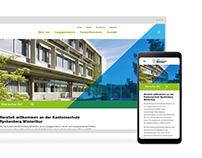 Kantonsschule Rychenberg Winterthur