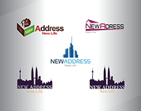 New Address Creative Logos For You! ©
