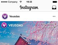 Veusdas Instagram Brandbook