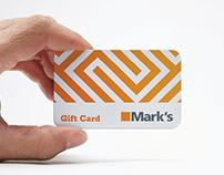 Marks Retail Rebrand, Visual Language