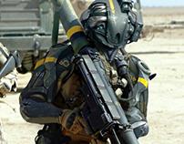 Future soldier concepts