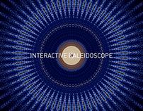 Interactive kaleidoscope | Interaction Design