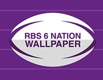 RBS 6 Nations Wallpaper