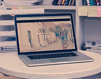 Sitio Web Travelera
