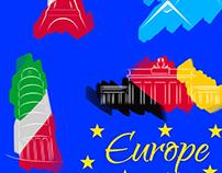 Travel Website logo & graphics