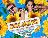 SOLINHO BREGA NIGHT