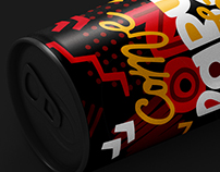 Burn cans design concept