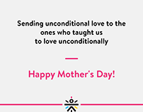 Mother's Day Social Carousel Ad
