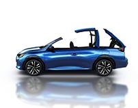 2020 Peugeot e-clipse 208