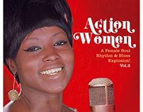 Action Women - 7''