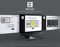 Music Creative Template